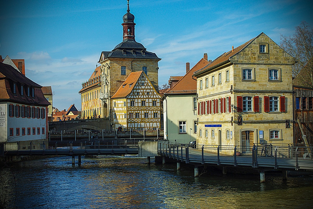Бамберг: путеводитель, достопримечательности, рестораны, отзывы