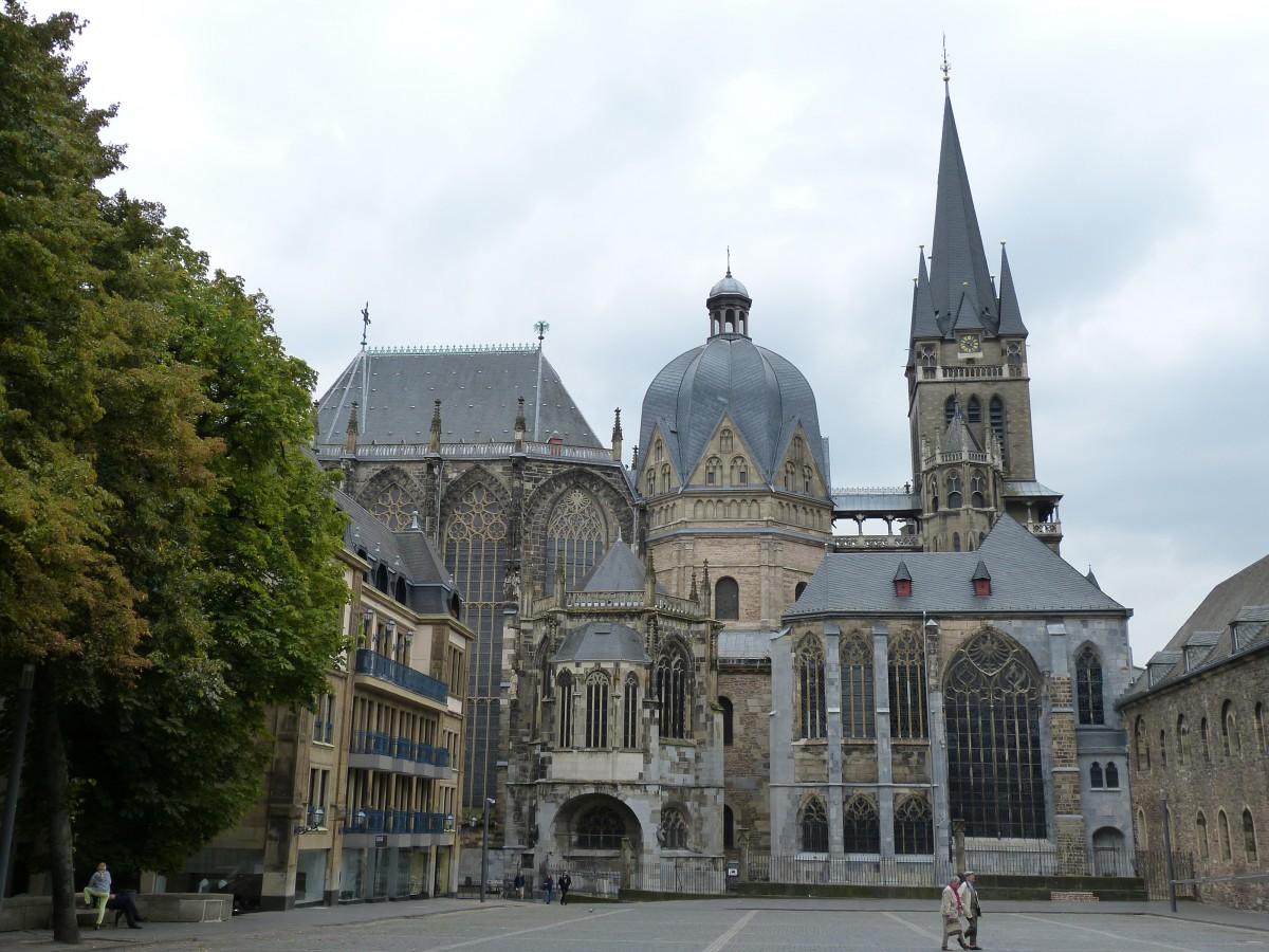 Ахен – лечебные минеральные источники и многовековая история