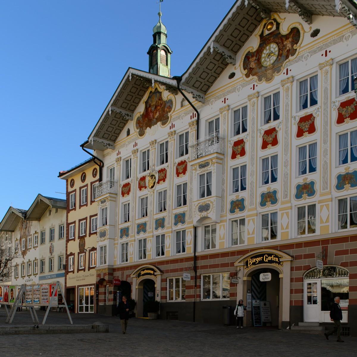 Бад-Тёльц: достопримечательности, музеи, фестивали и отзывы