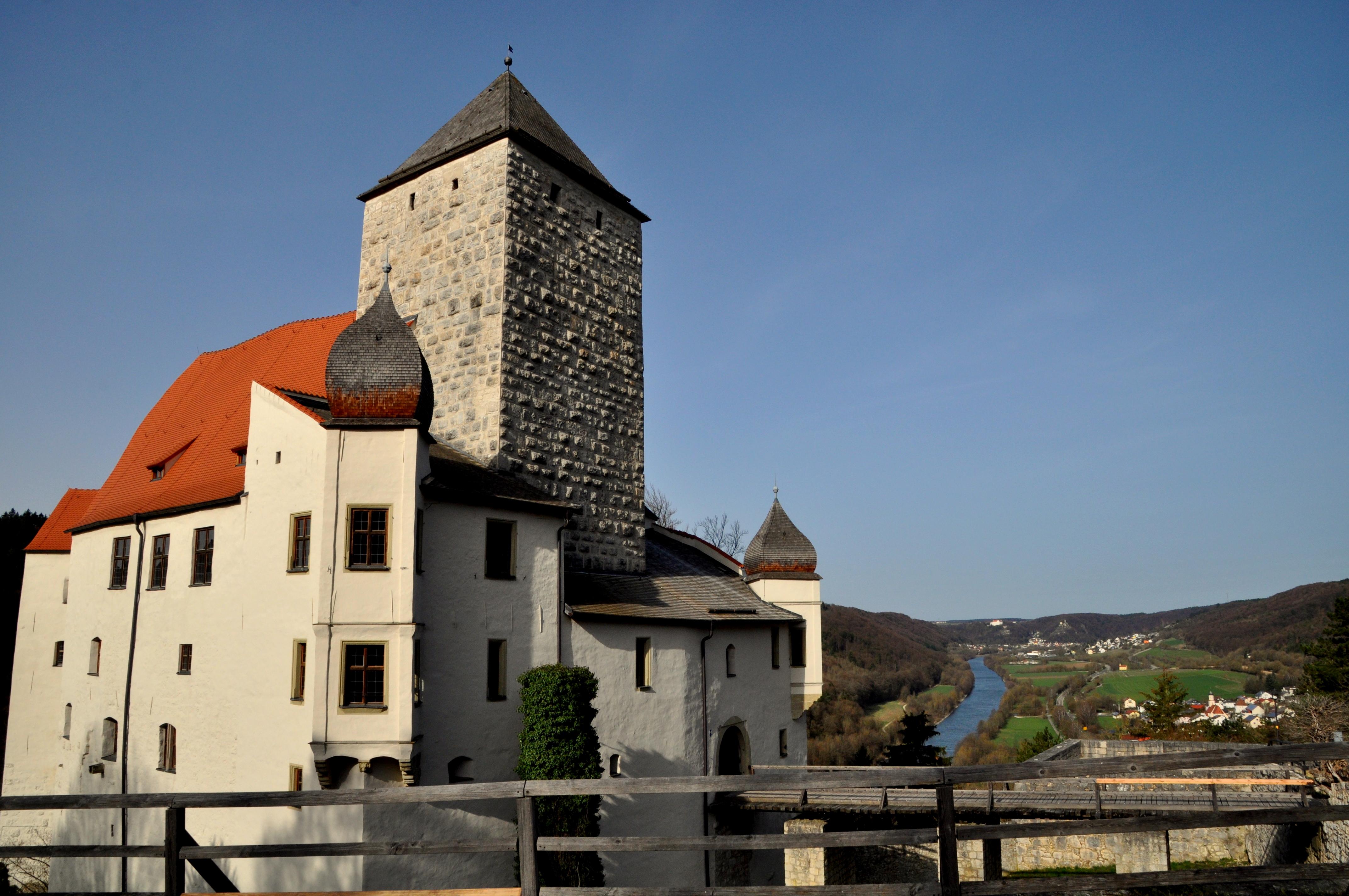 Замок Прунн