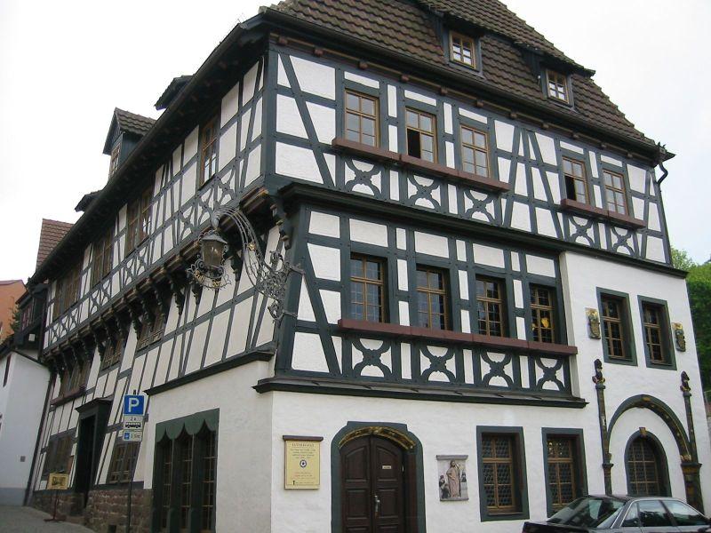Дом Лютера