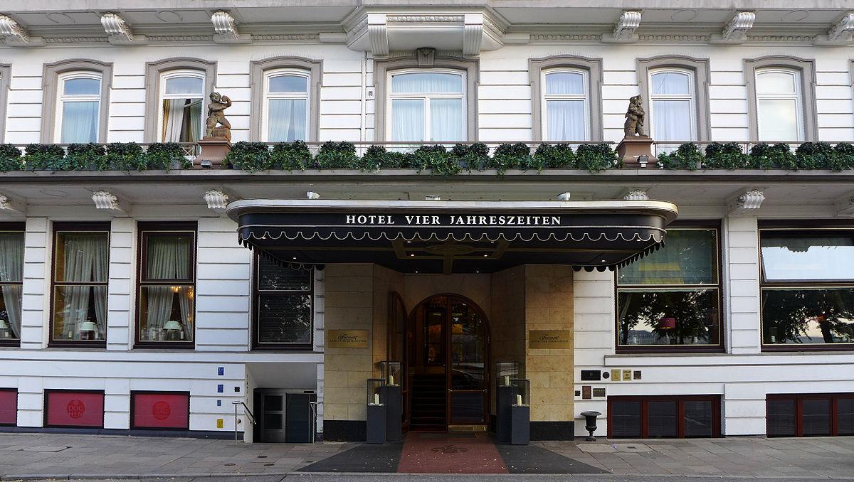 Отель Vier Jahrezeiten