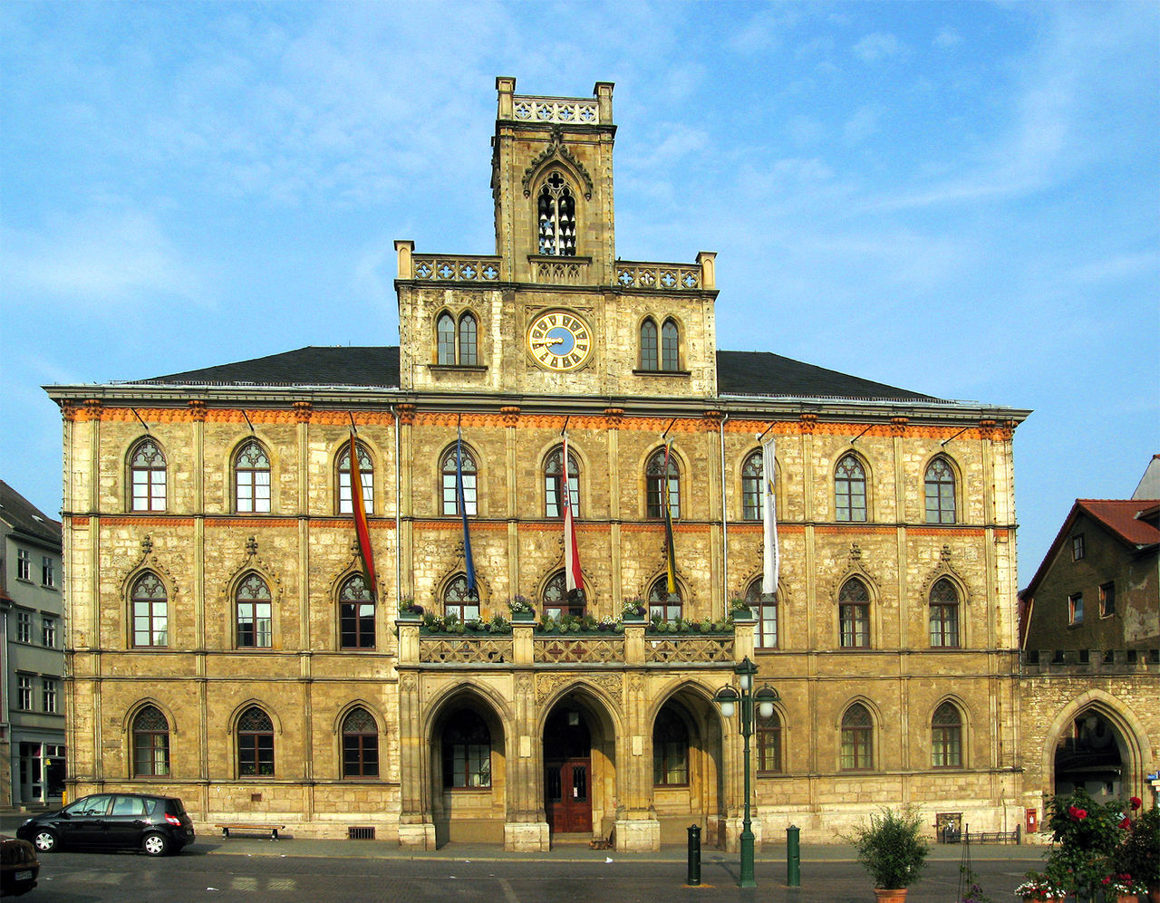 Веймар: достопримечательности, маршруты, отзывы туристов, еда и рестораны