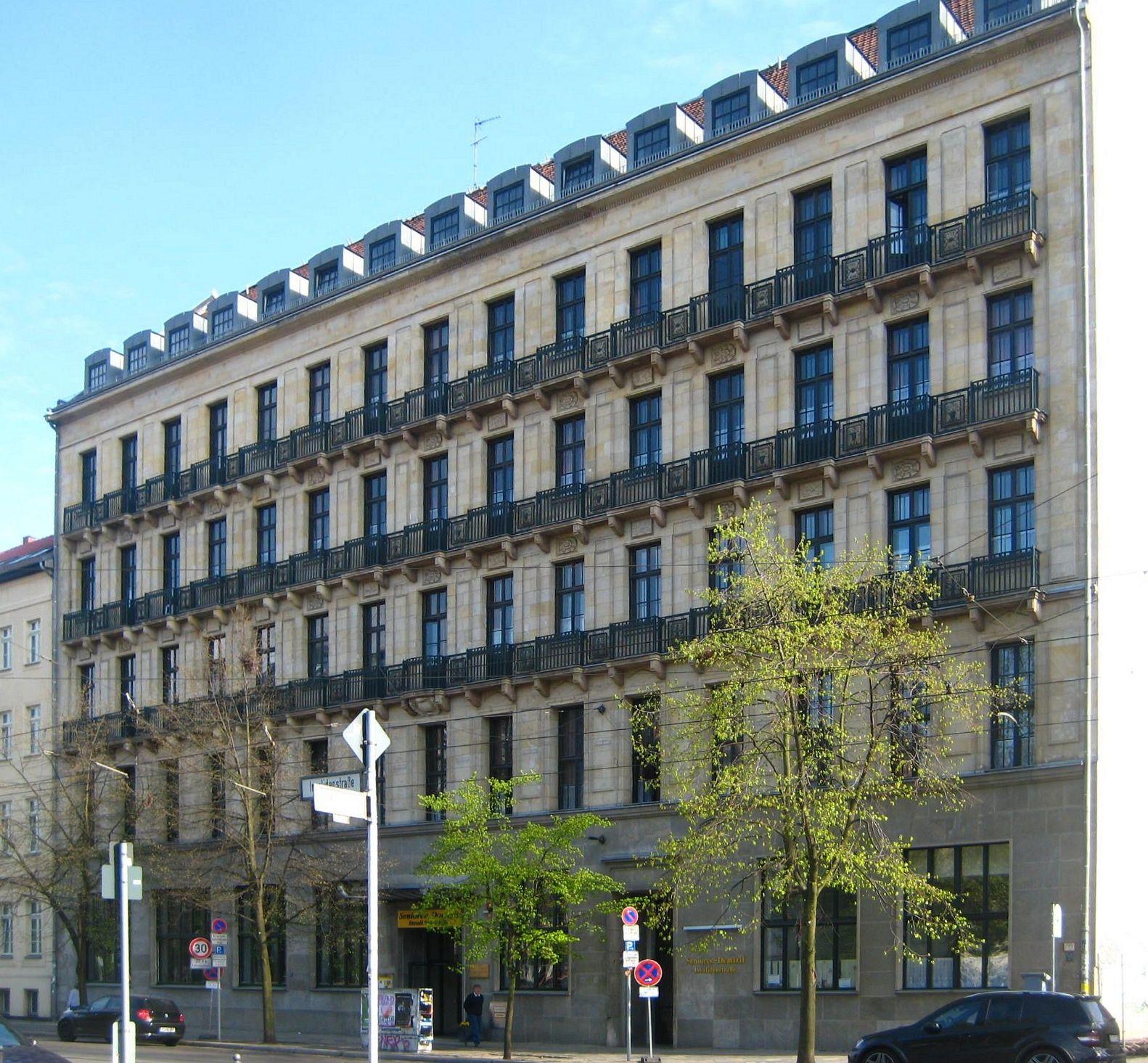 Отель Baltic