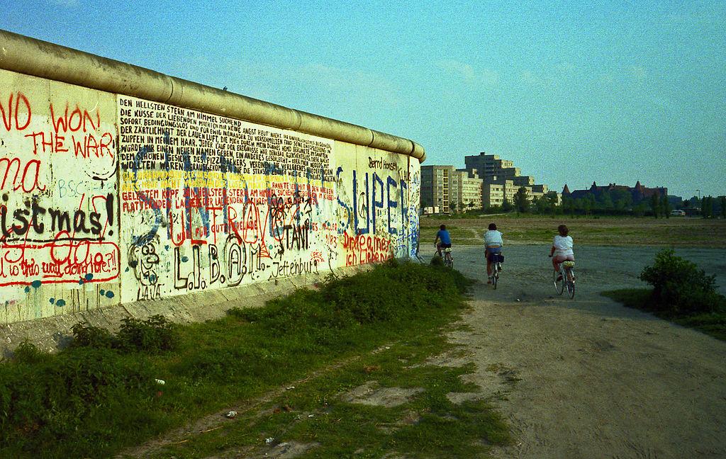 «Berliner Mauerweg»