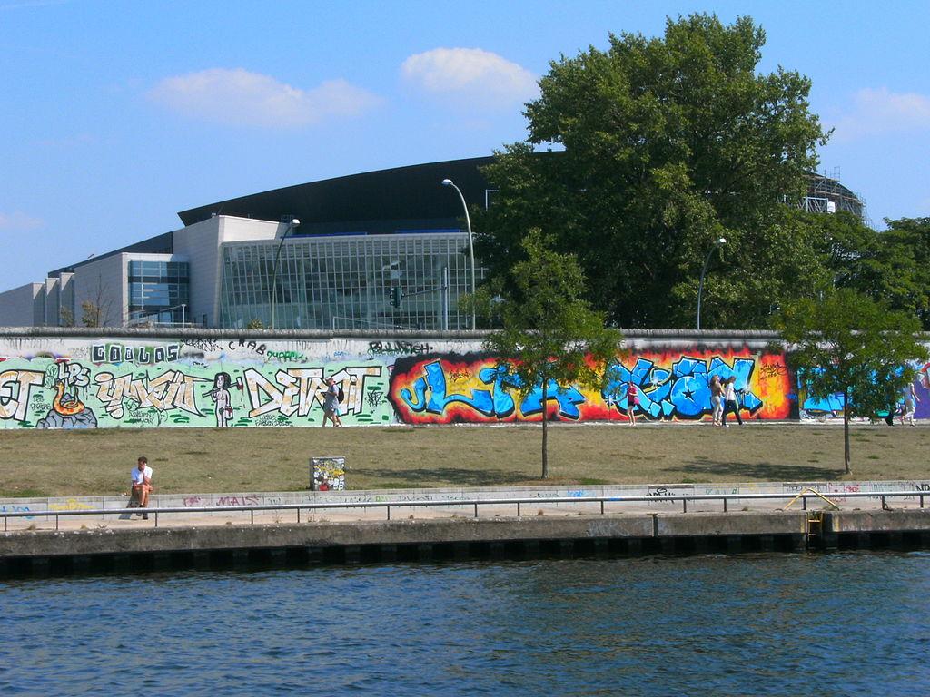 Берлинская стена галерея