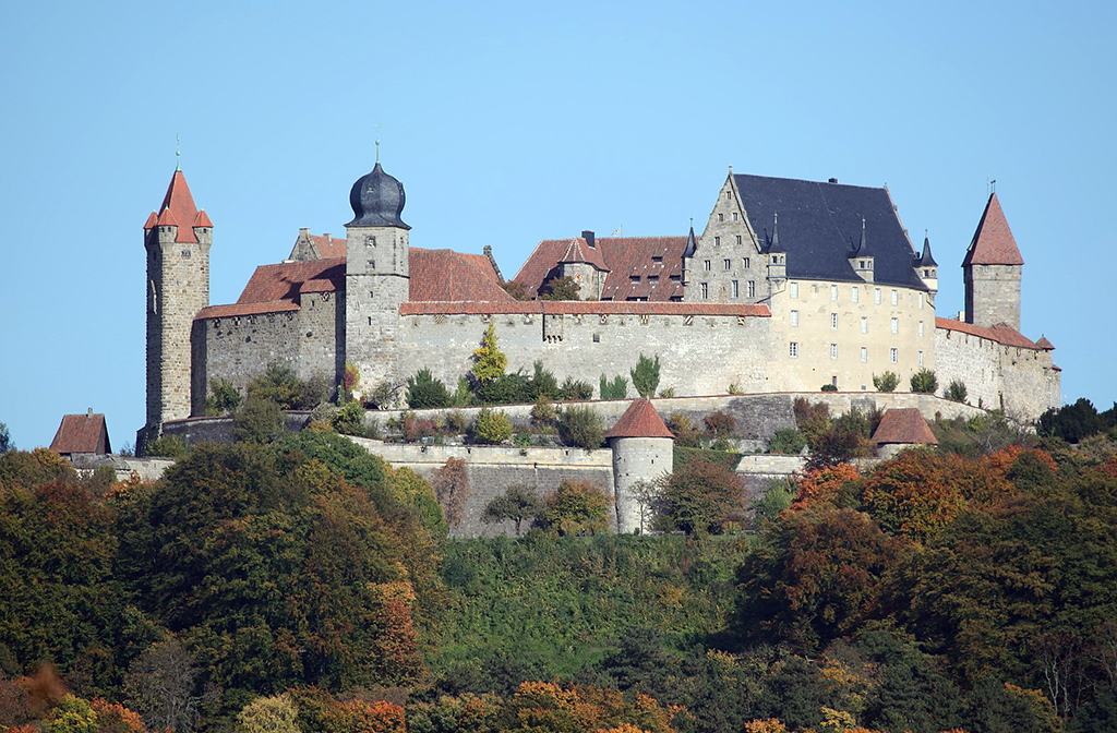 Кобургская крепость (Veste Coburg)