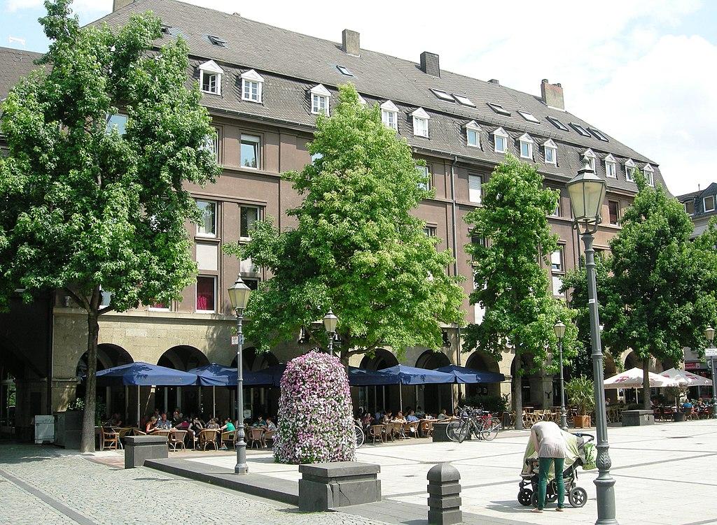 Кафе-ресторан Kaffeewirtschaft
