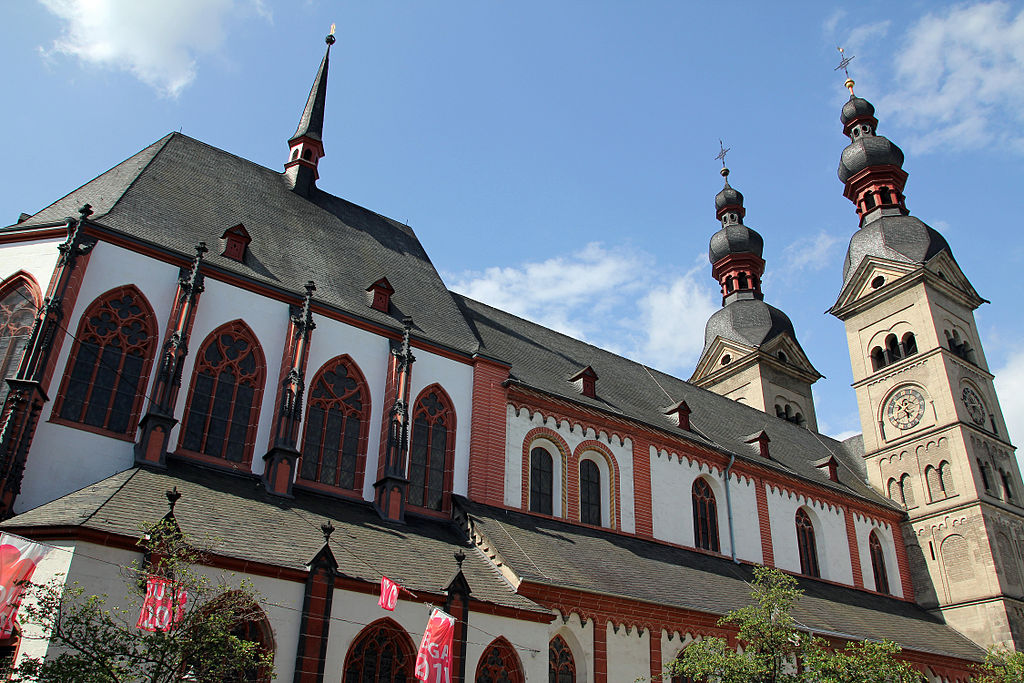 Церковь Богоматери (Liebfrauenkirche)