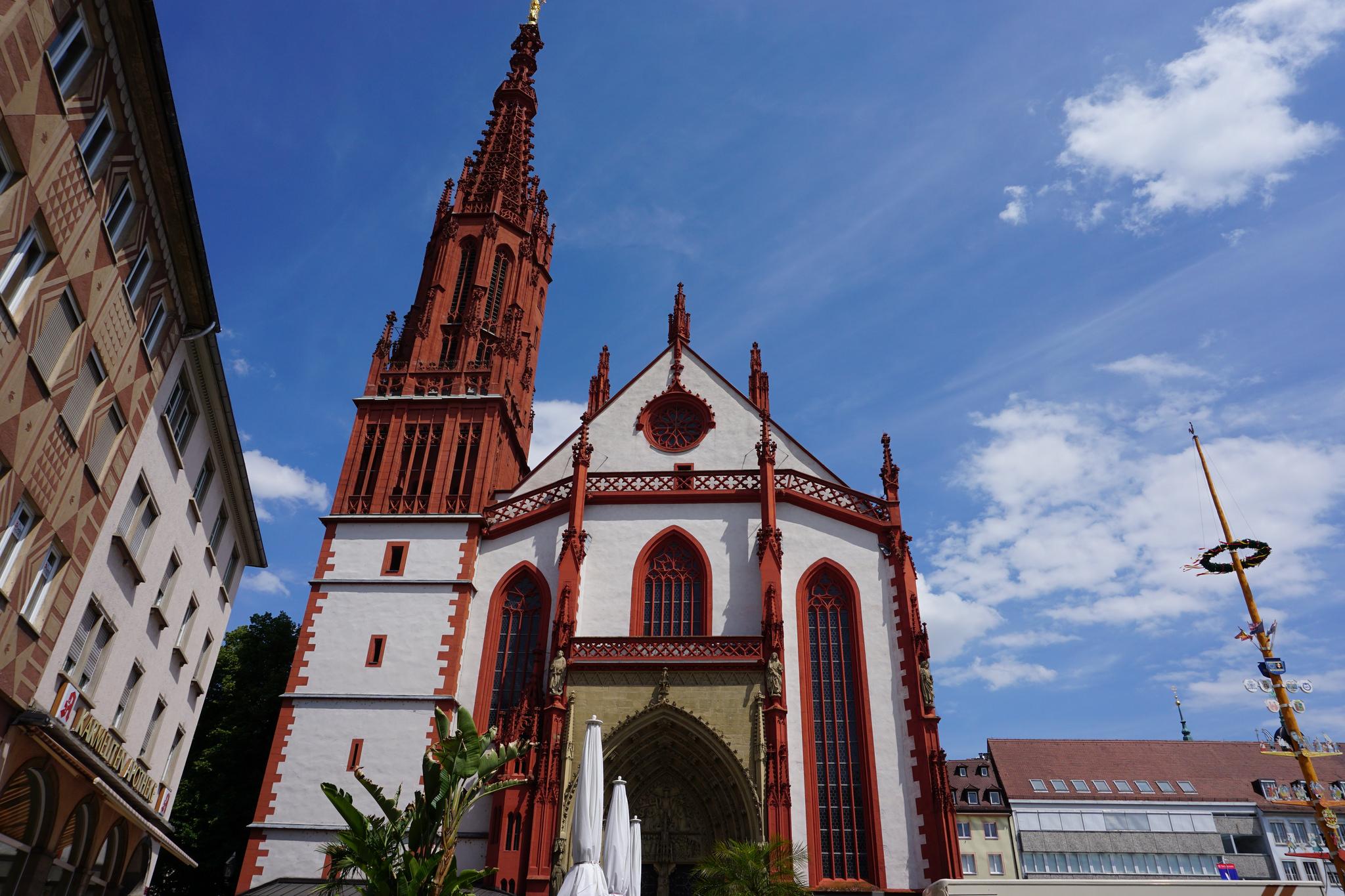 Церковь Мариенкапелле