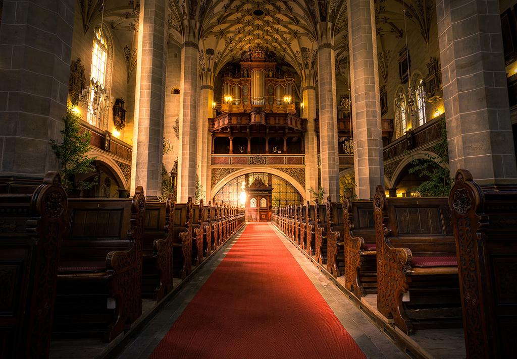 Церковь Св. Марии Берлин