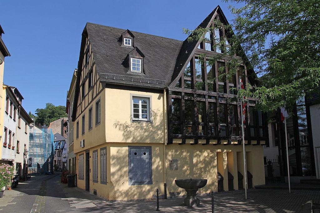 Дом матери Бетховена