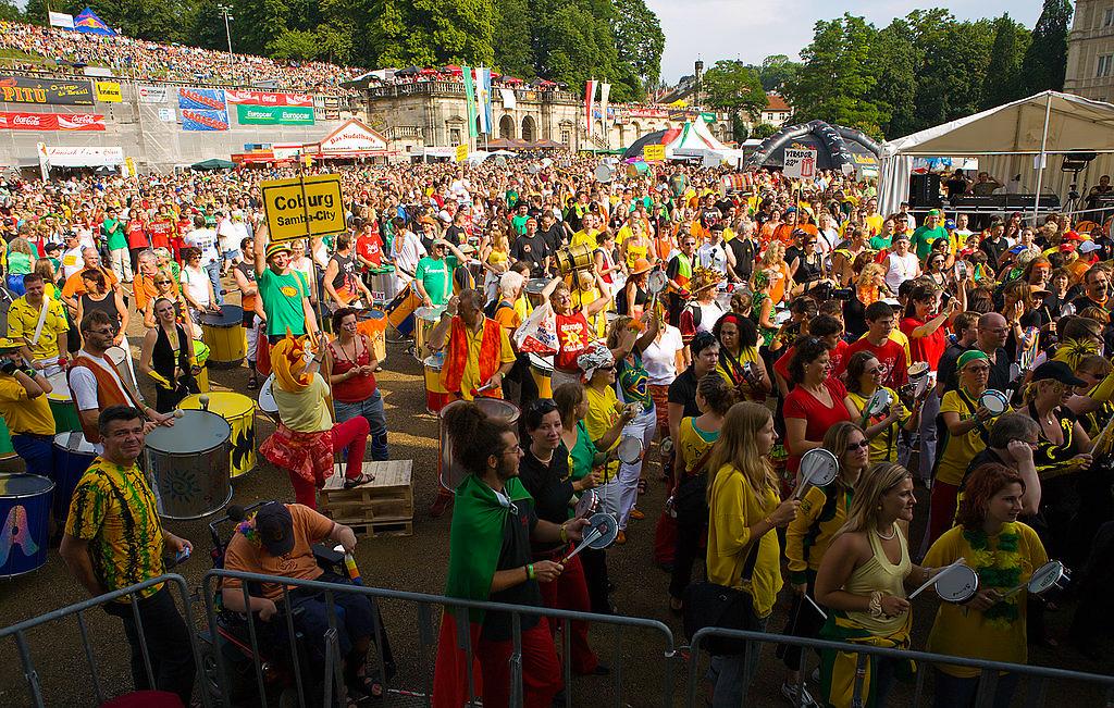 Ежегодный фестиваль самбы