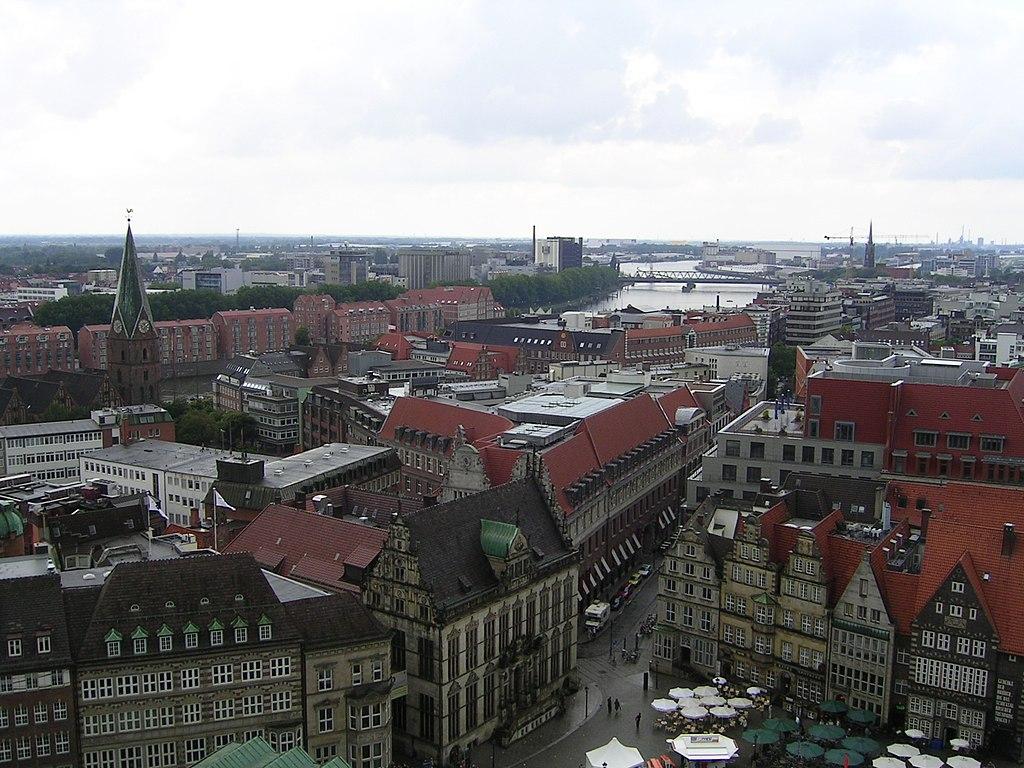 Бремен (Германия) - все о городе с фото, достопримечательности и карты Бремена