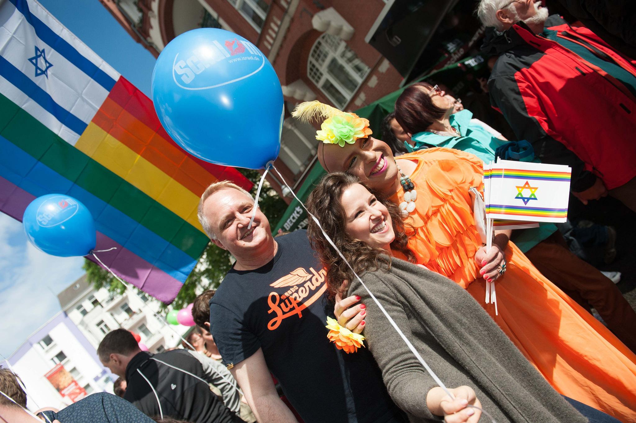 Фестиваль Lesbisch-Schwules Strassenfest
