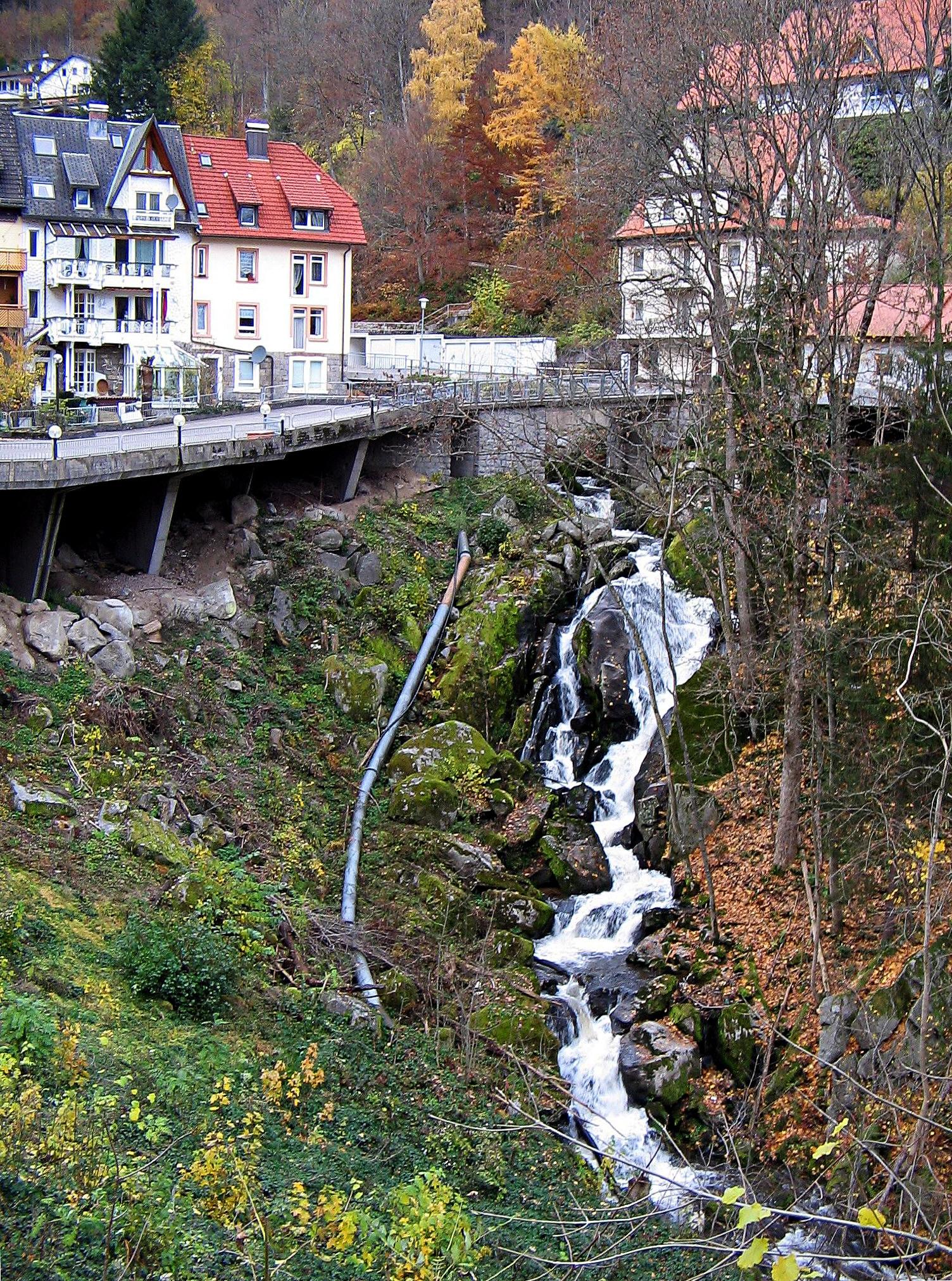 Триберг, Германия: чем заняться и что посетить, где вкусно поесть
