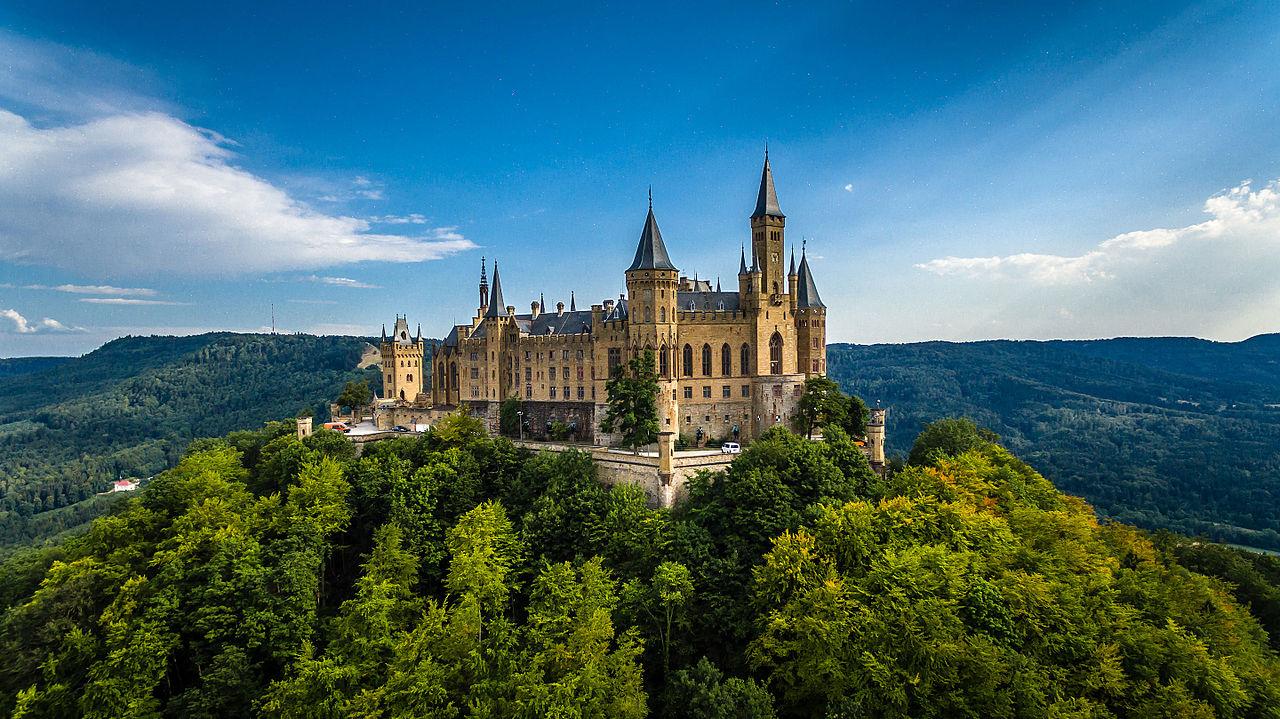Как добраться из Мюнхена в Замок Гогенцоллерн