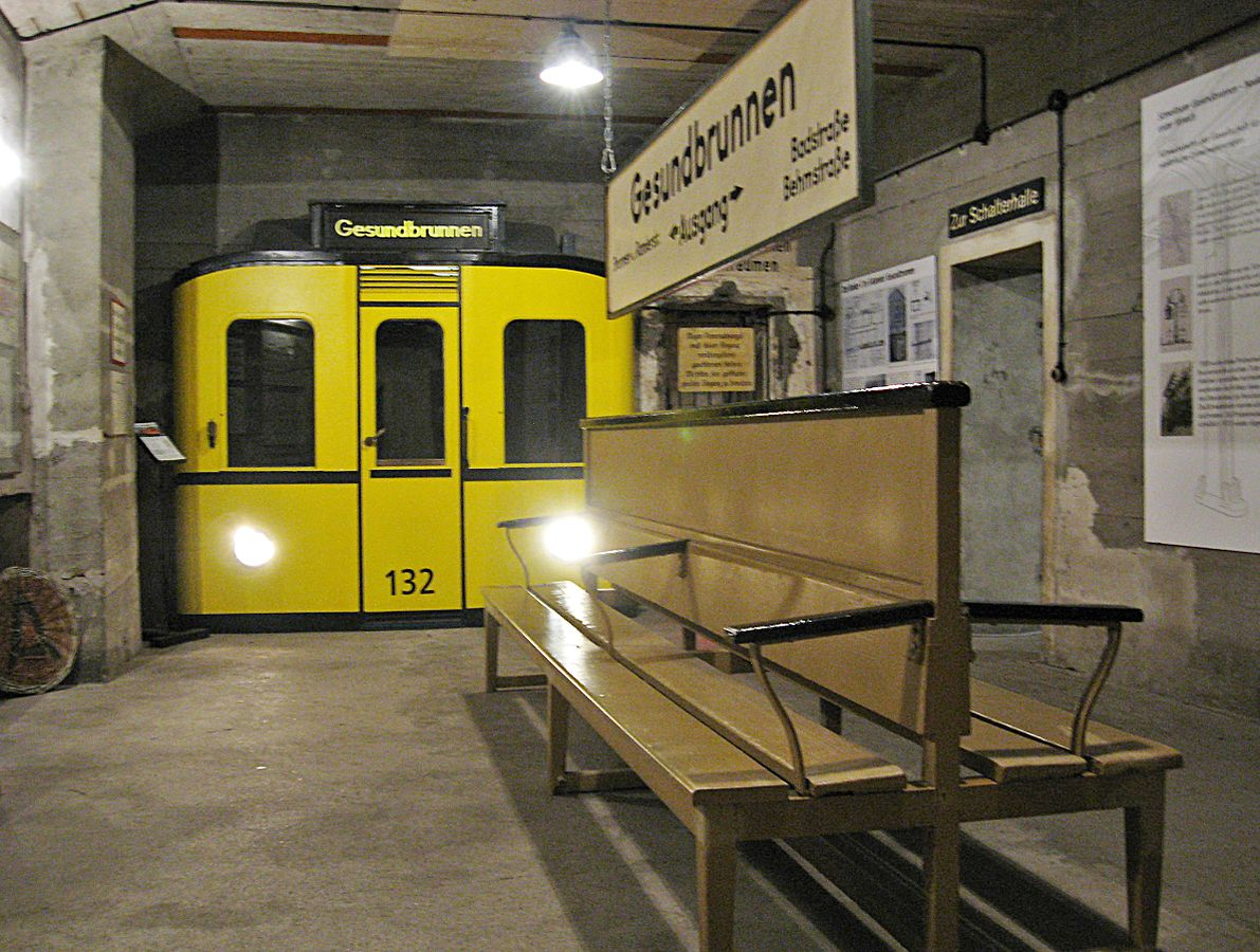 Экскурсия по подземному Берлину