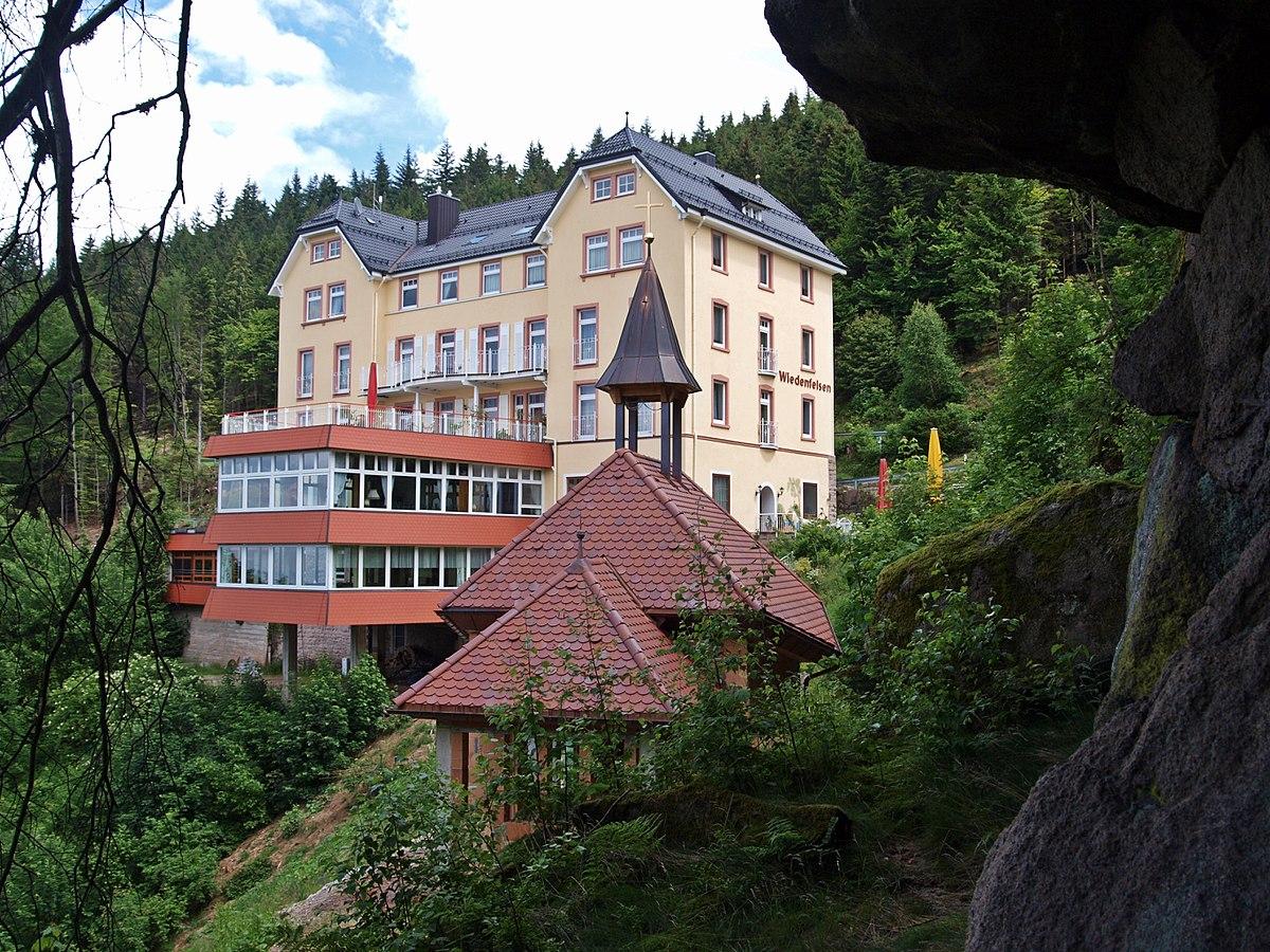 Отель Виденфельцен в Шварцвальде