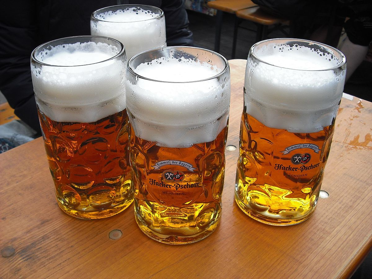 Пиво в Германии