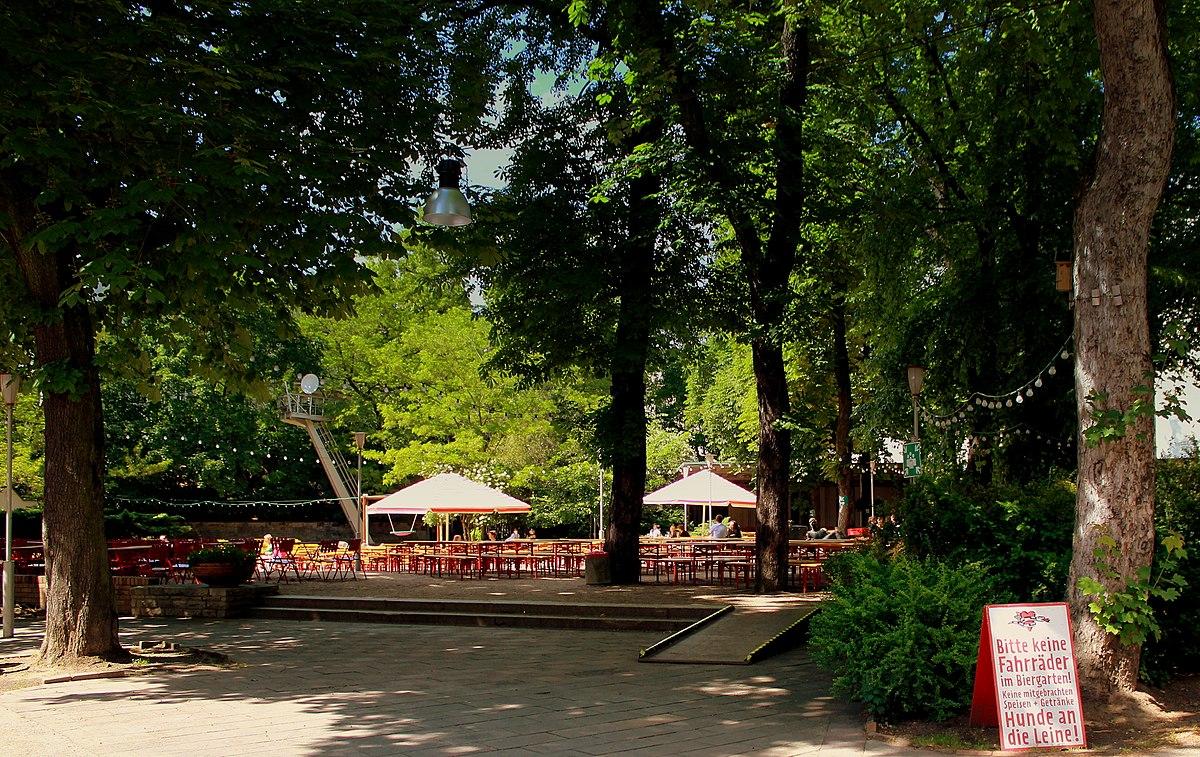 Пивной сад Пратер