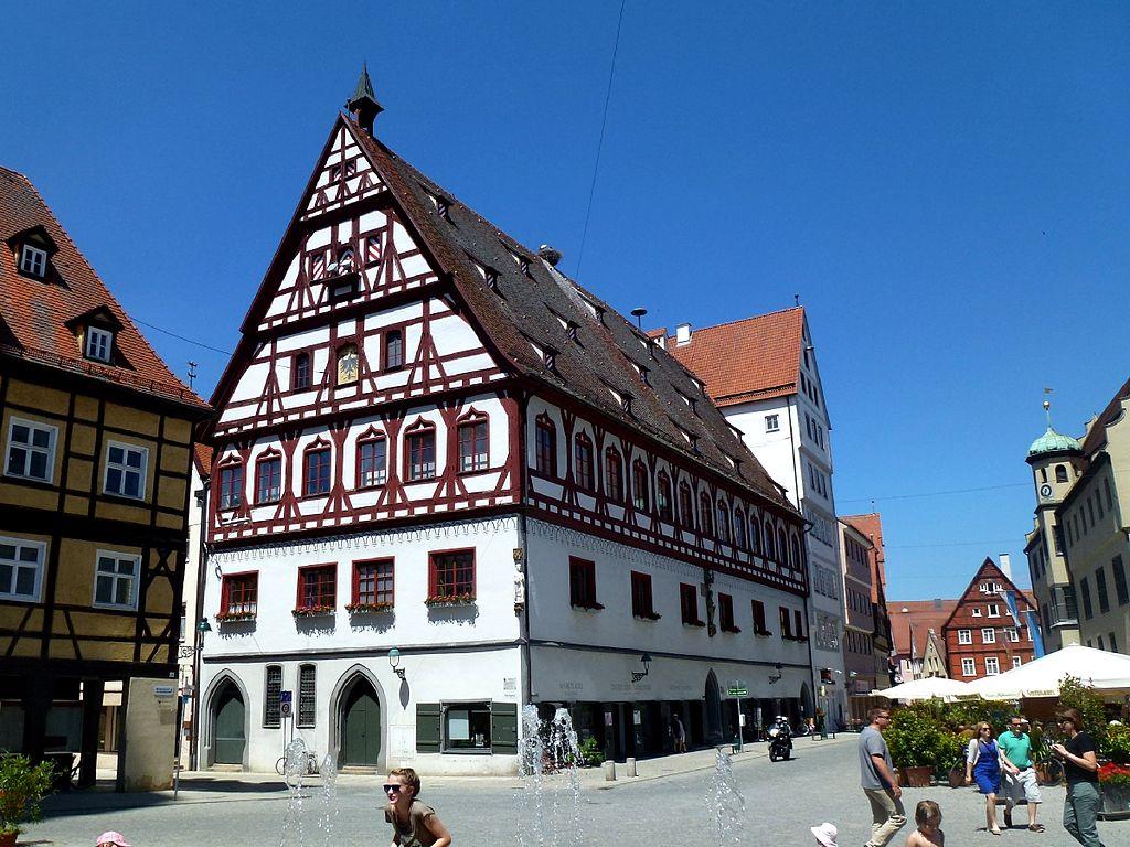 Нердлинген, Германия: самые интересные достопримечательности, что посетить в городе, где вкусно поесть, отзывы туристов