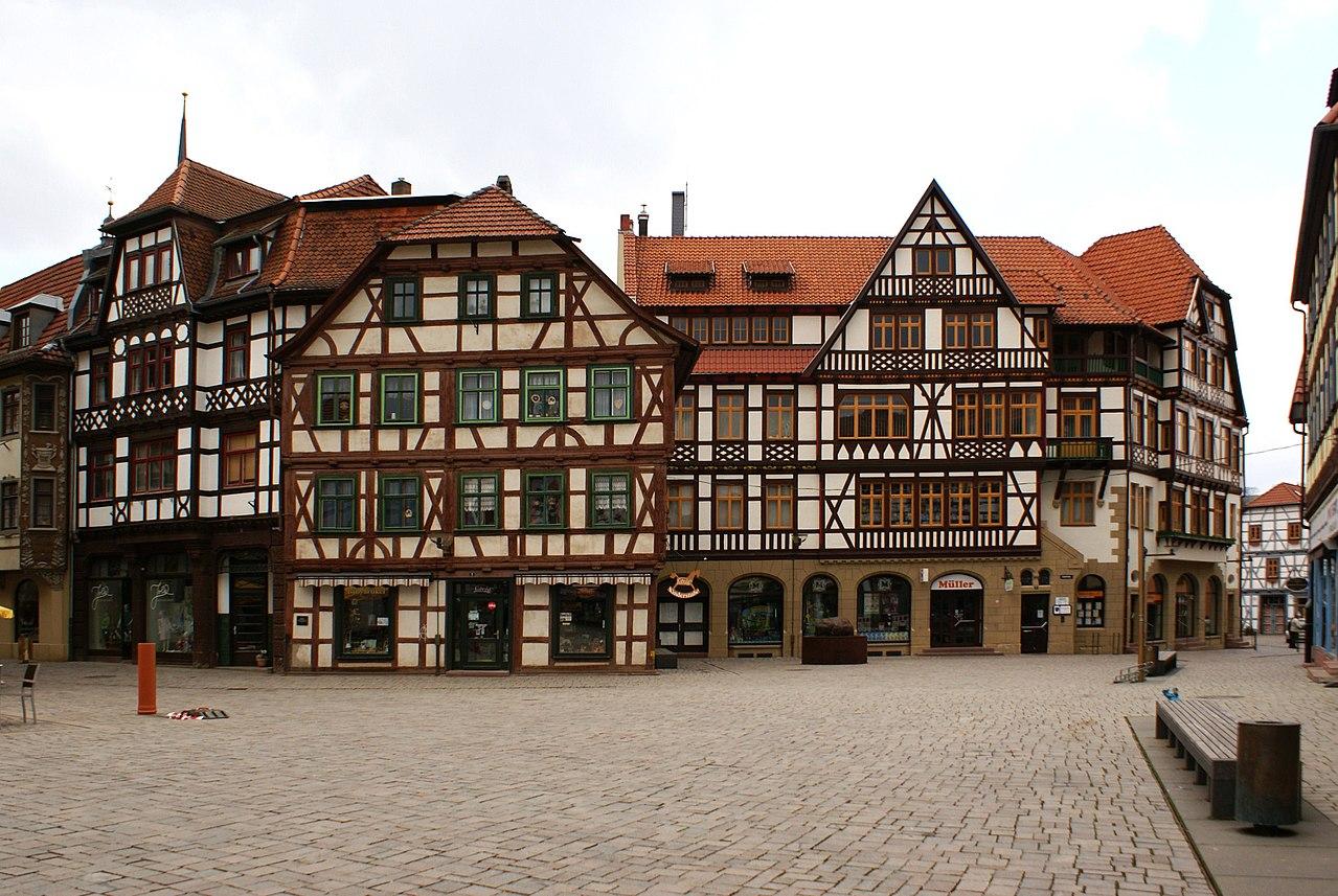 Шмалькальден, Германия: самые интересные достопримечательности, куда пойти, где и что поесть, отзывы туристов