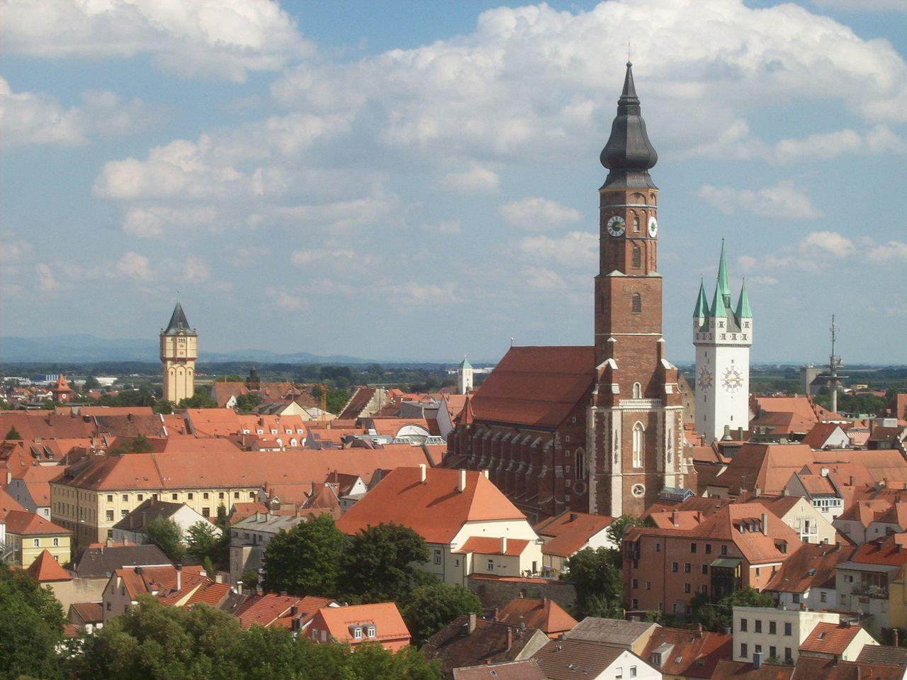 Штраубинг, Германия: лучшие достопримечательности, что посмотреть в городе, где поесть, отзывы туристов