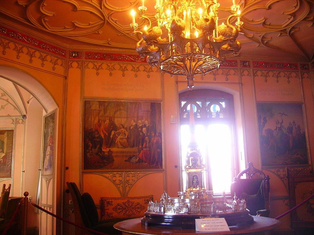 Хоэншвангау, Германия: как строили замок, история замка, что стоит посмореть