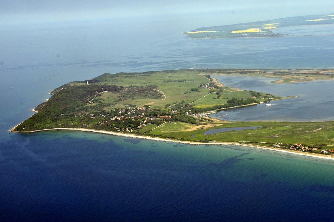 Хиддензее, Германия: главные достопримечательности острова