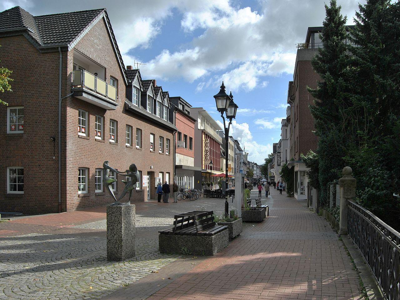 Мёрс, Германия: интересные достопримечательности, топ-5 интересных дел и занятий, лучшие рестораны, отзывы туристов