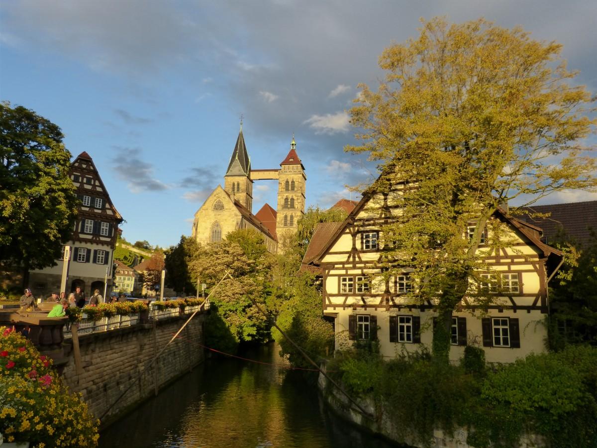 Эсслинген-ам-Неккар, Германия: интересные достопримечательности, топ-7 интересных дел и занятий, лучшие рестораны, отзывы туристов