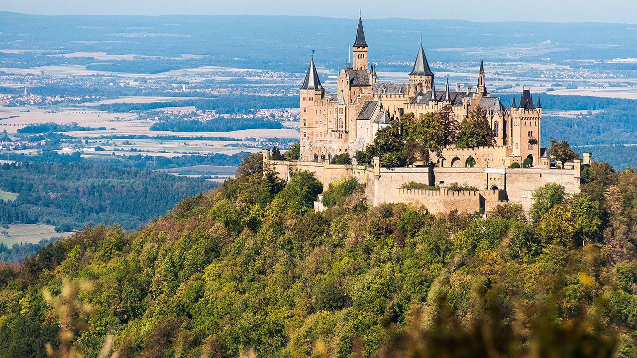 Гогенцоллерн, Германия: как доехать и что стоит посетить