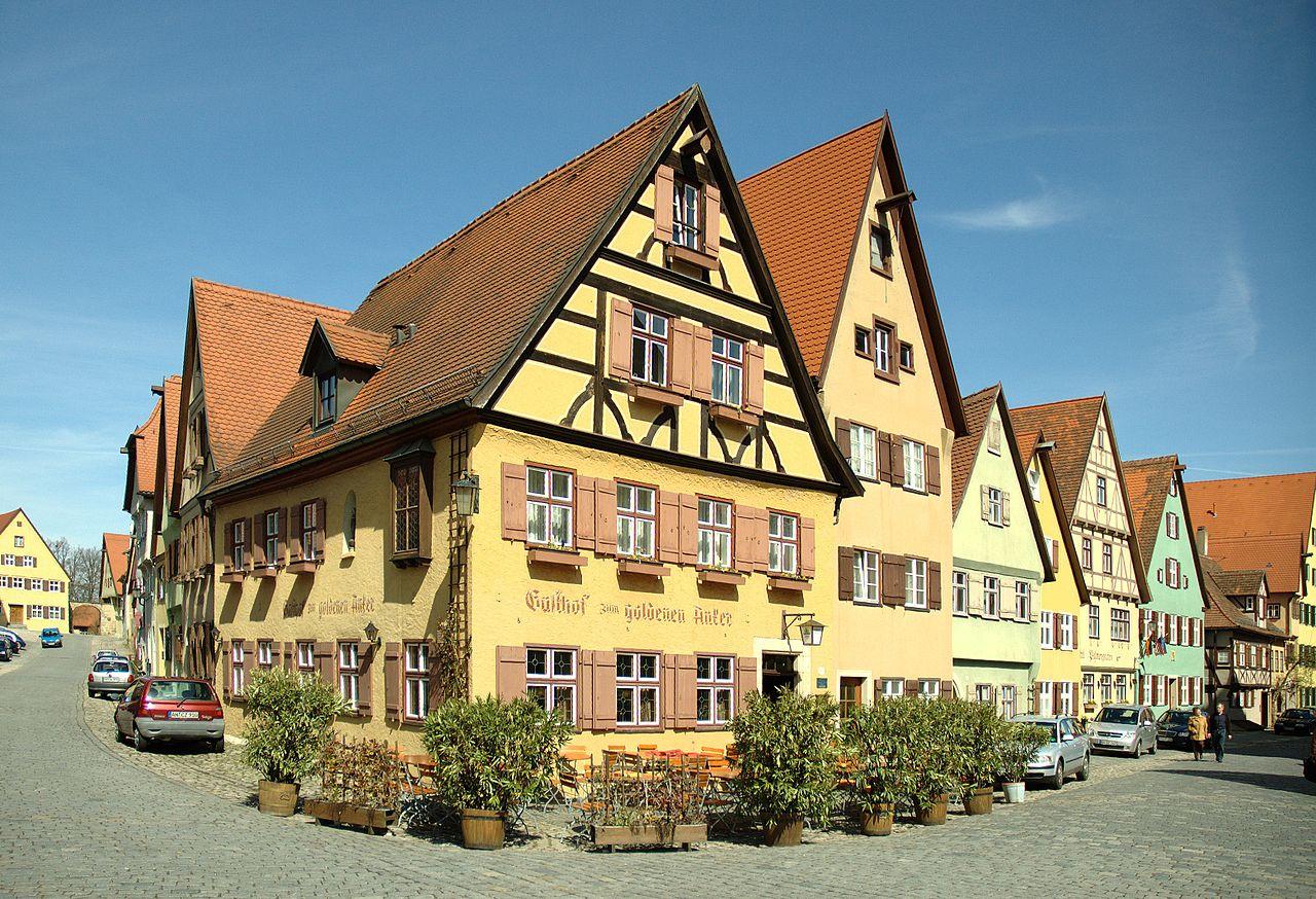 Динкельсбюль, Германия: достопримечательности и лучшие места для отдыха, где поесть в городе, отзывы и советы туристов