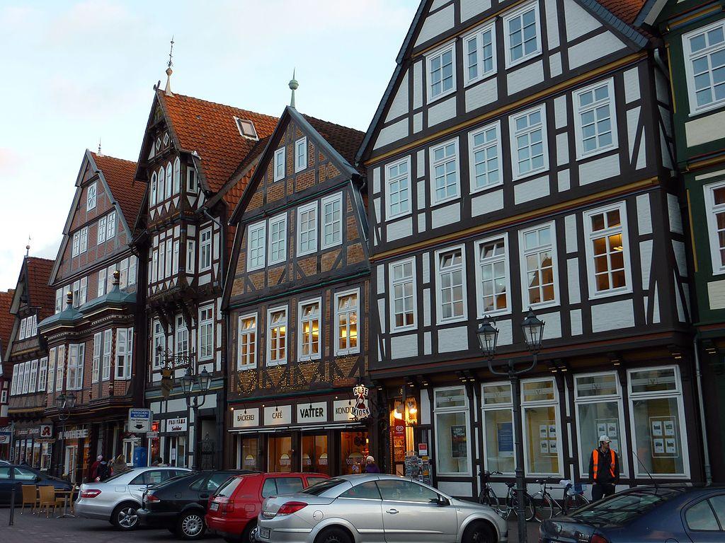 Целле, Германия: лучшие достопримечательности, что посмотреть, где перекусить, отзывы туристов