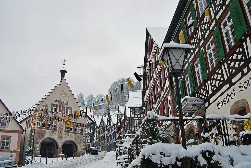 Шильтах, Германия: самые интересные достопримечательности, куда пойти, где и что поесть, отзывы туристов