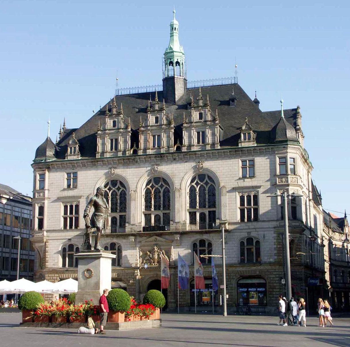 Халле, Германия: лучшие достопримечательности, где поесть и приятно провести время