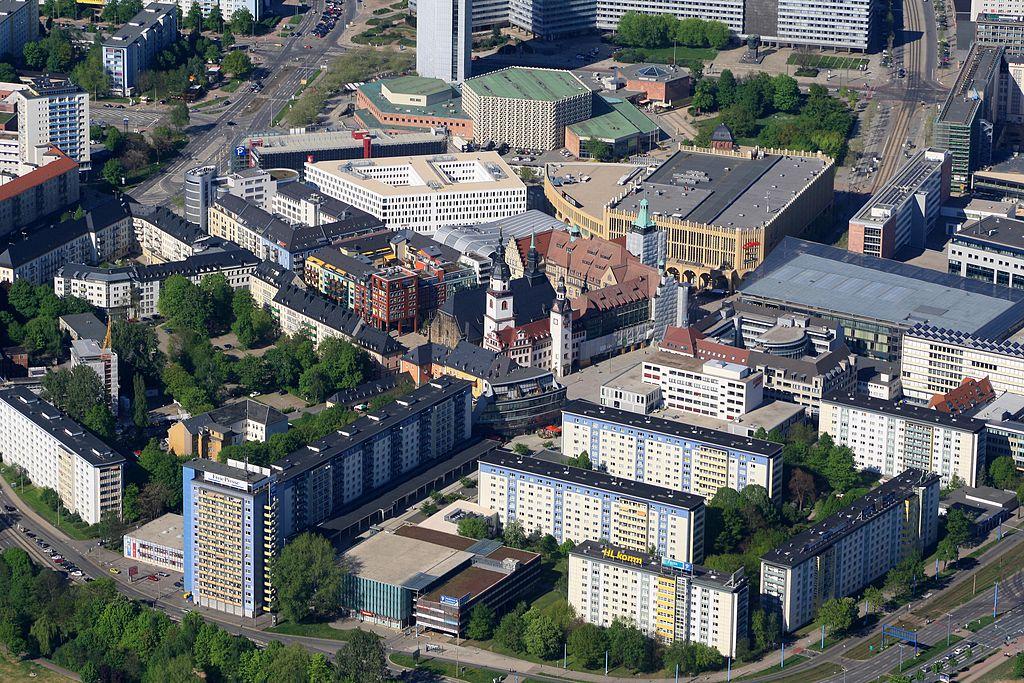 Хемниц, Германия: самые интересные достопримечательности, где вкусно пообедать