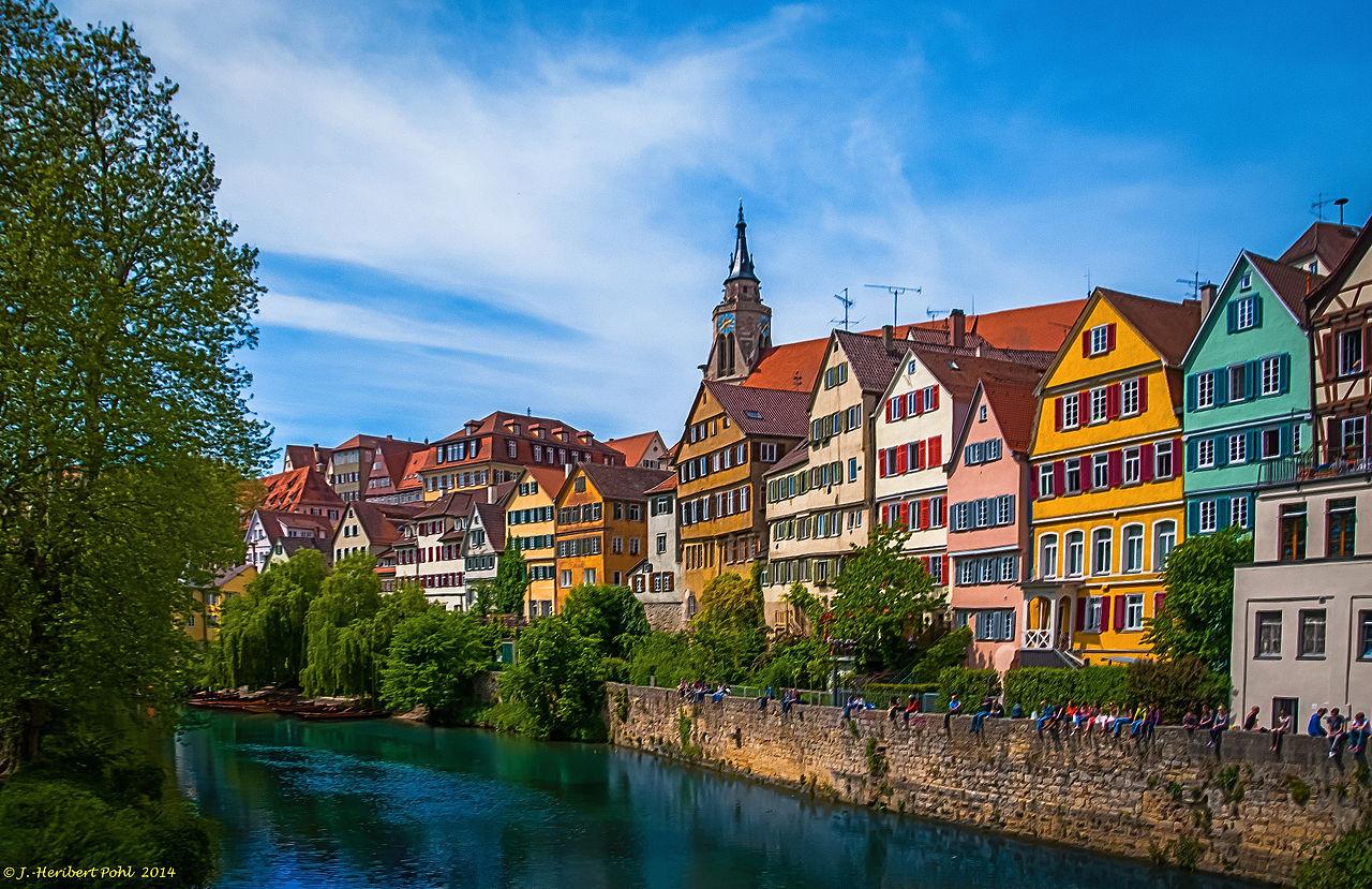 Тюбинген, Германия: что посетить, где вкусно поесть и хорошо провести время