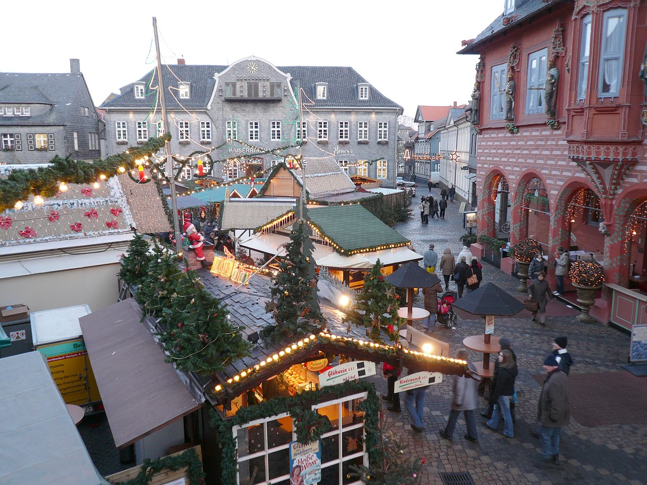 Гослар, Германия: интересные достопримечательности, чем заняться во время путешествия и где поесть, советы для туристов