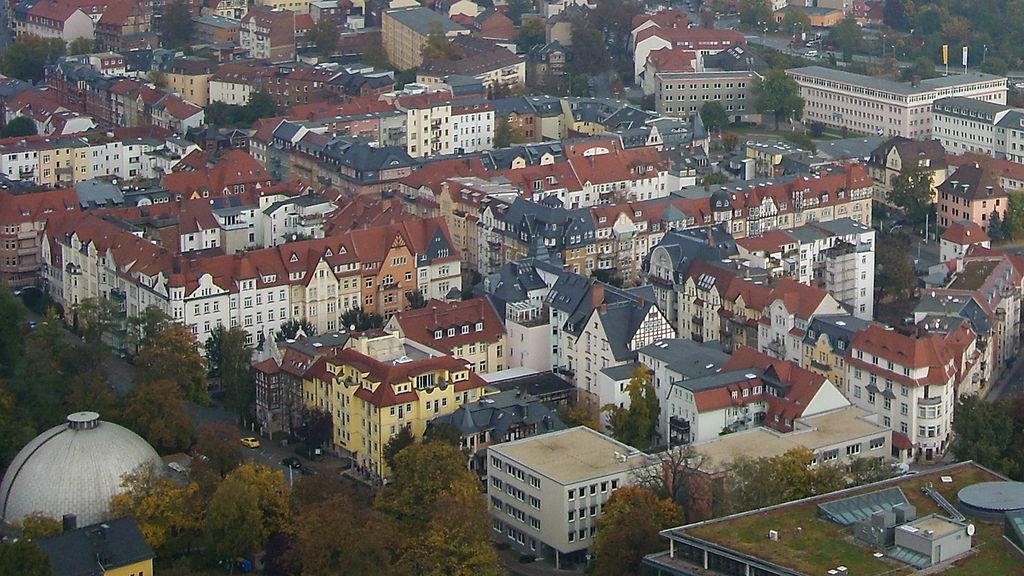 Йена, Германия: интересные достопримечательности, что делать в городе, советы туристов
