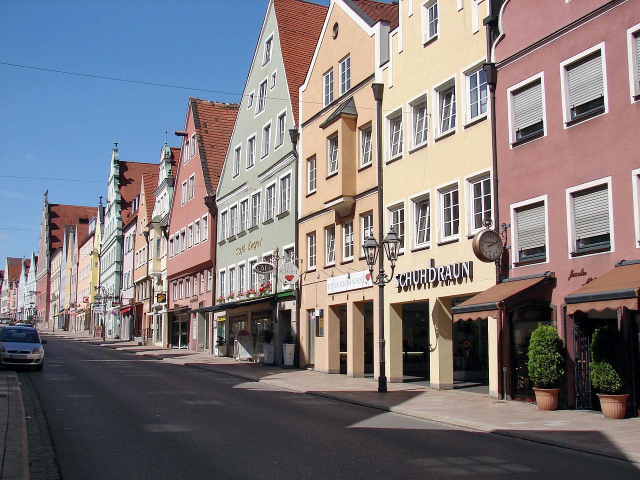 Донаувёрт, Германия: интересные достопримечательности и лучшие места для отдыха, хорошие рестораны, советы туристов