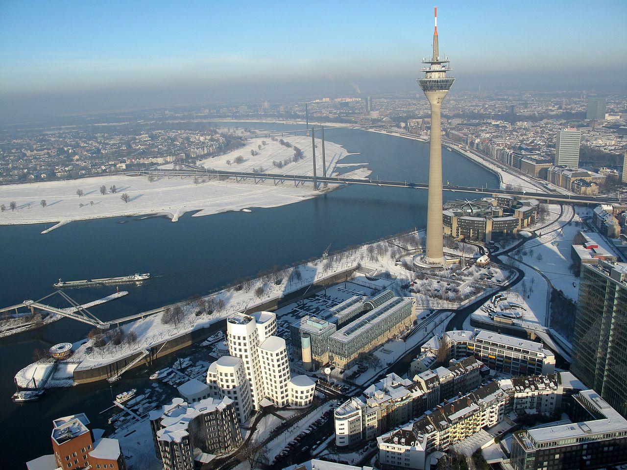 Дюссельдорф, Германия: интересные достопримечательности и лучшие места для отдыха, хорошие рестораны, отзывы и советы туристов