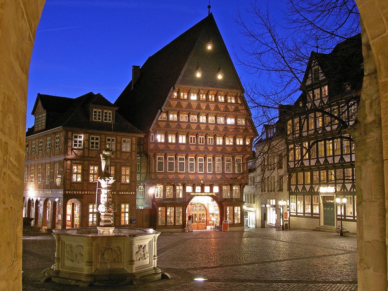 Хильдесхайм, Германия: главные достопримечательности города, что посетить и где вкусно поесть