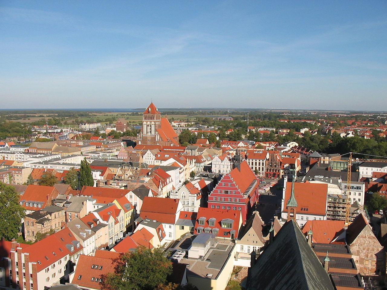 Грейфсвальд, Германия: что нужно посмотреть в городе и где вкусно пообедать