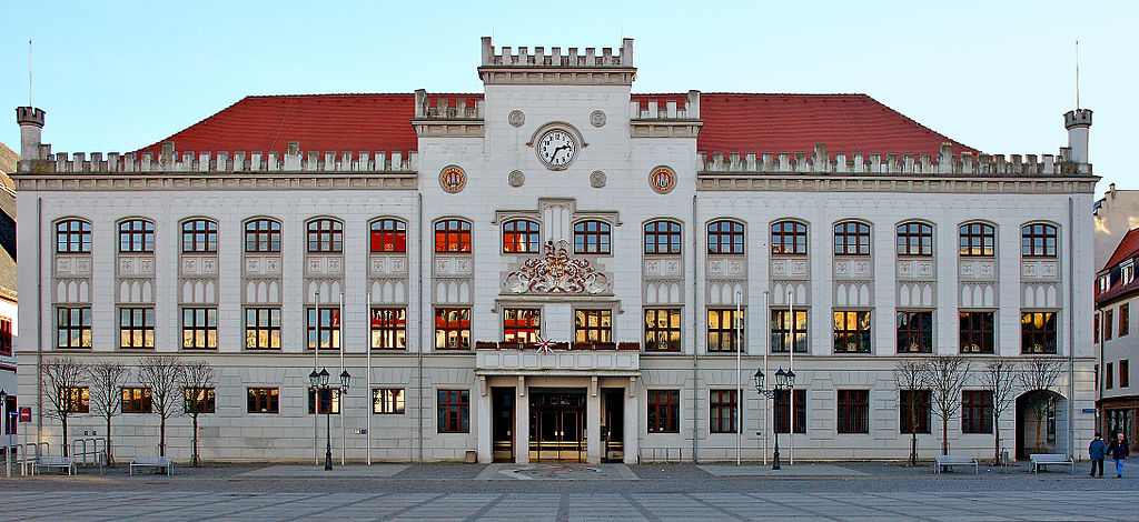 Цвиккау, Германия: лучшие достопримечательности, что посмотреть, где поесть, отзывы туристов