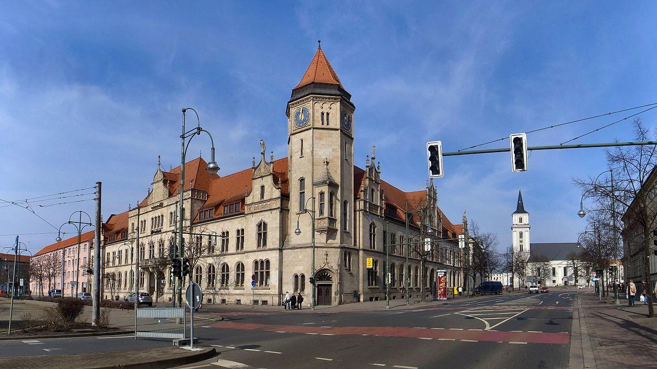 Дессау-Росслау, Германия: интересные достопримечательности и лучшие рестораны города, отзывы и советы туристов