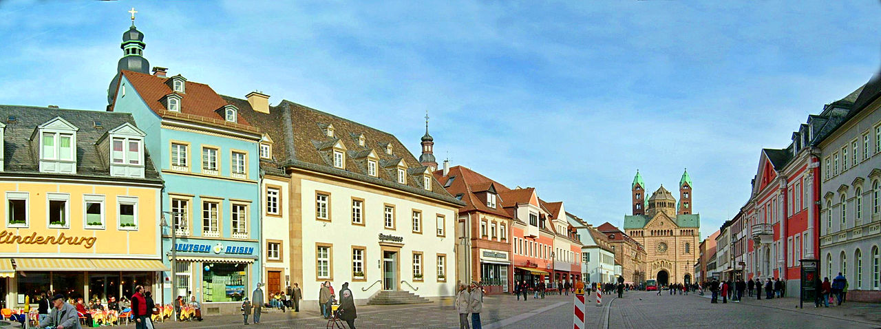 Шпайер, Германия: самые интересные достопримечательности, куда пойти, где и что поесть, отзывы туристов