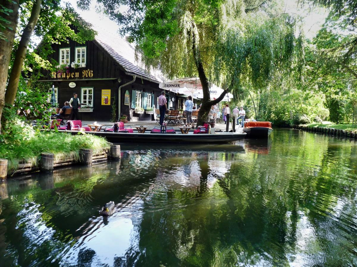 Шпревальд, Германия: самые интересные достопримечательности, что посетить и где лучше поесть, отзывы туристов