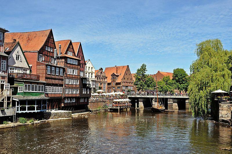 Люнен, Германия: интересные достопримечательности, топ-5 интересных дел и занятий, лучшие рестораны, отзывы туристов